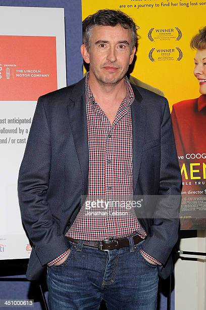 Steve Coogan attends the 2013 Variety Screening Series Presents Philomena at ArcLight Hollywood on November 20 2013 in Hollywood California