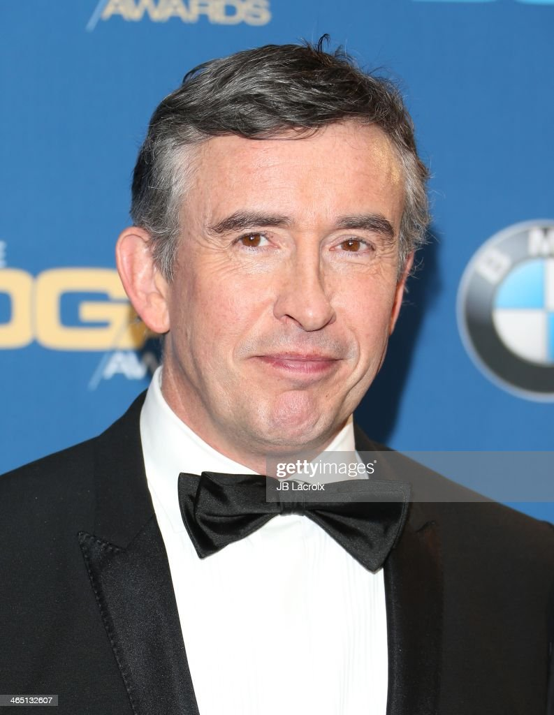 Steve Coogan attends the 66th Annual Directors Guild Of America Awards - Press Room held at the Hyatt Regency Century Plaza on January 25, 2014 in Century City, California.