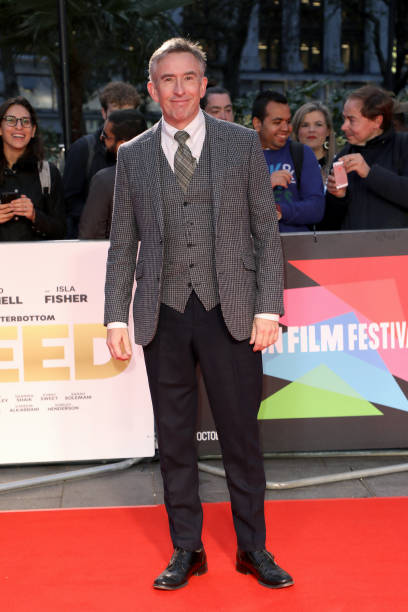 "GBR: ""Greed"" European Premiere - 63rd BFI London Film Festival"