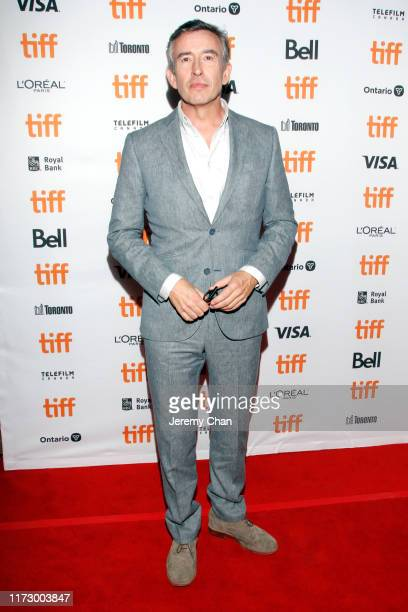 """Steve Coogan attends the """"Greed"""" premiere during the 2019 Toronto International Film Festival at The Elgin on September 07, 2019 in Toronto, Canada."""