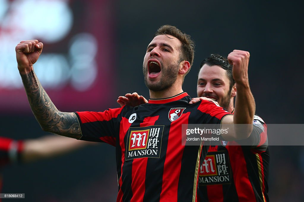 A.F.C. Bournemouth v Swansea City - Premier League
