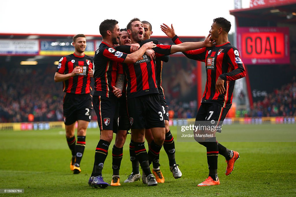 A.F.C. Bournemouth v Swansea City - Premier League : News Photo