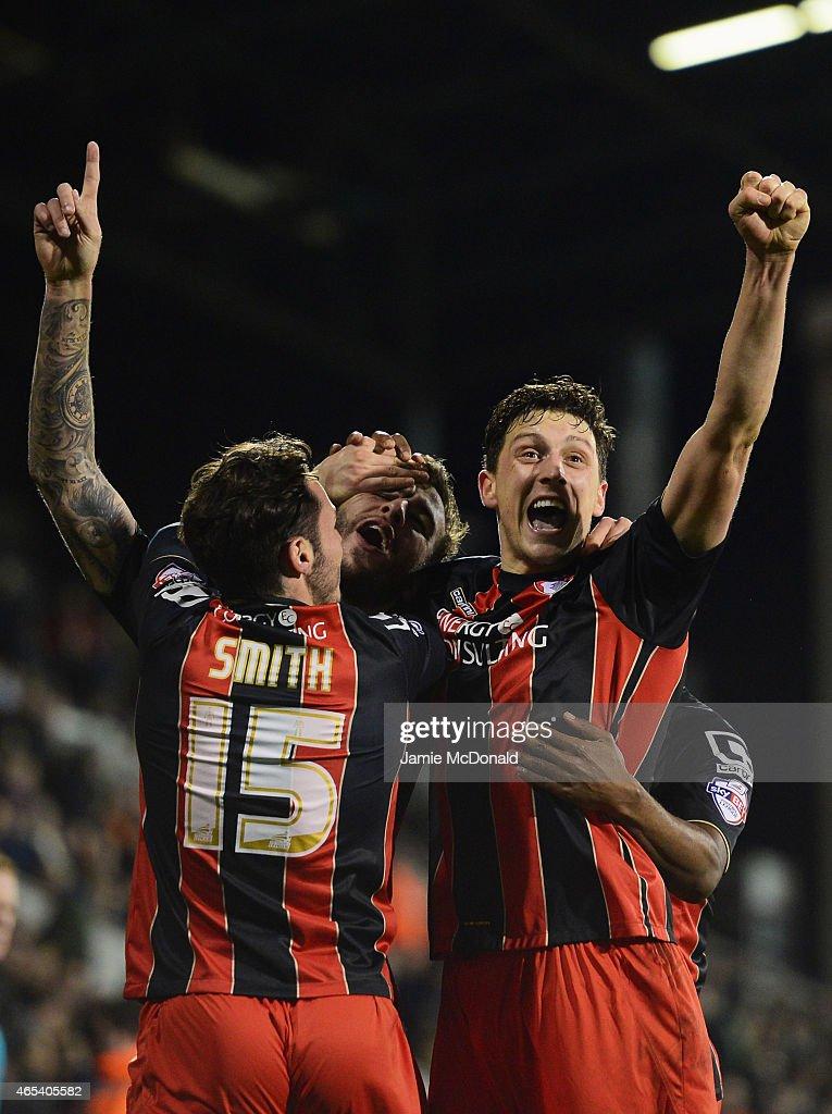 Fulham v AFC Bournemouth - Sky Bet Championship : News Photo