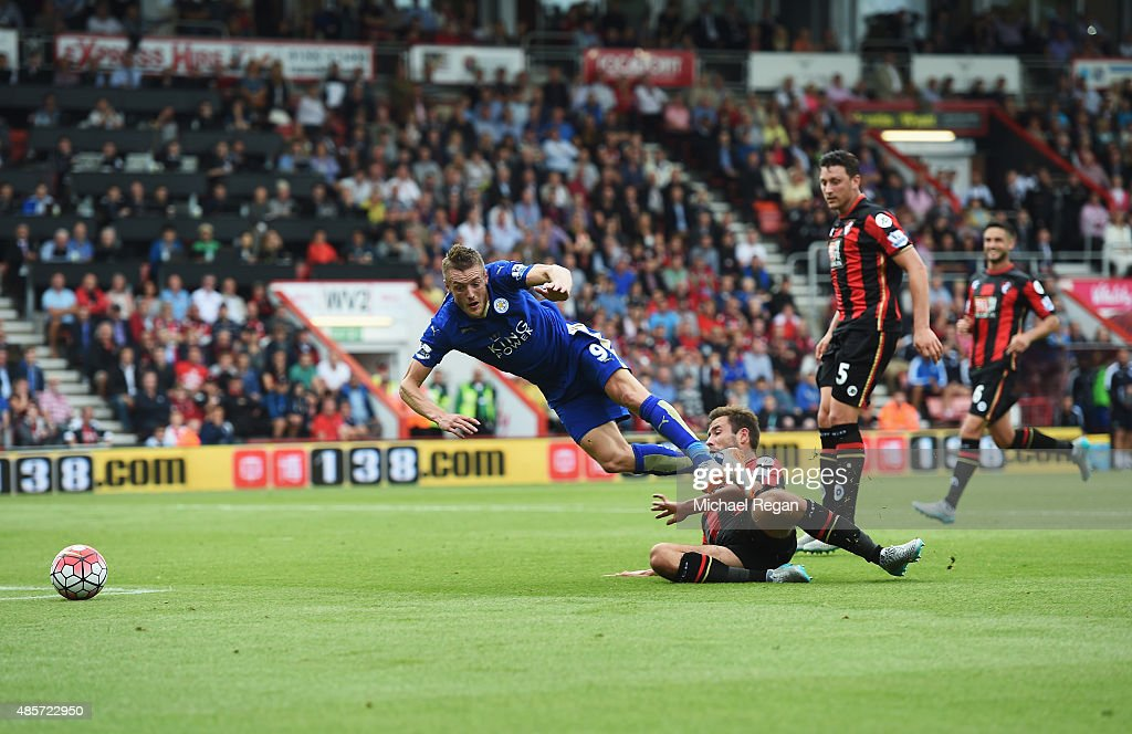 A.F.C. Bournemouth v Leicester City - Premier League : News Photo