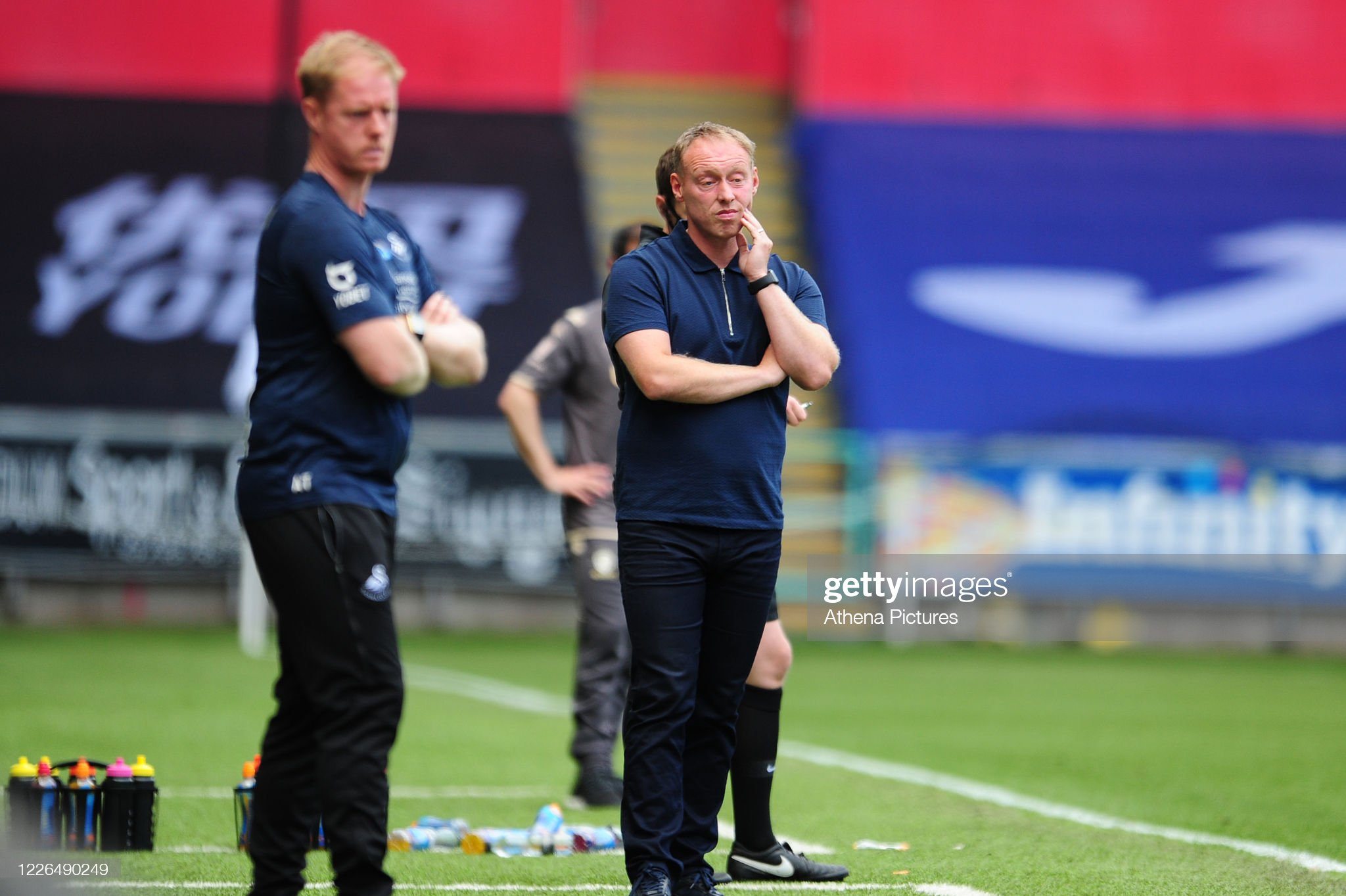 "It's All About ""Heart And Soul"" . . . Steve Cooper Looks Ahead At Swansea City v Cardiff City Run-In"