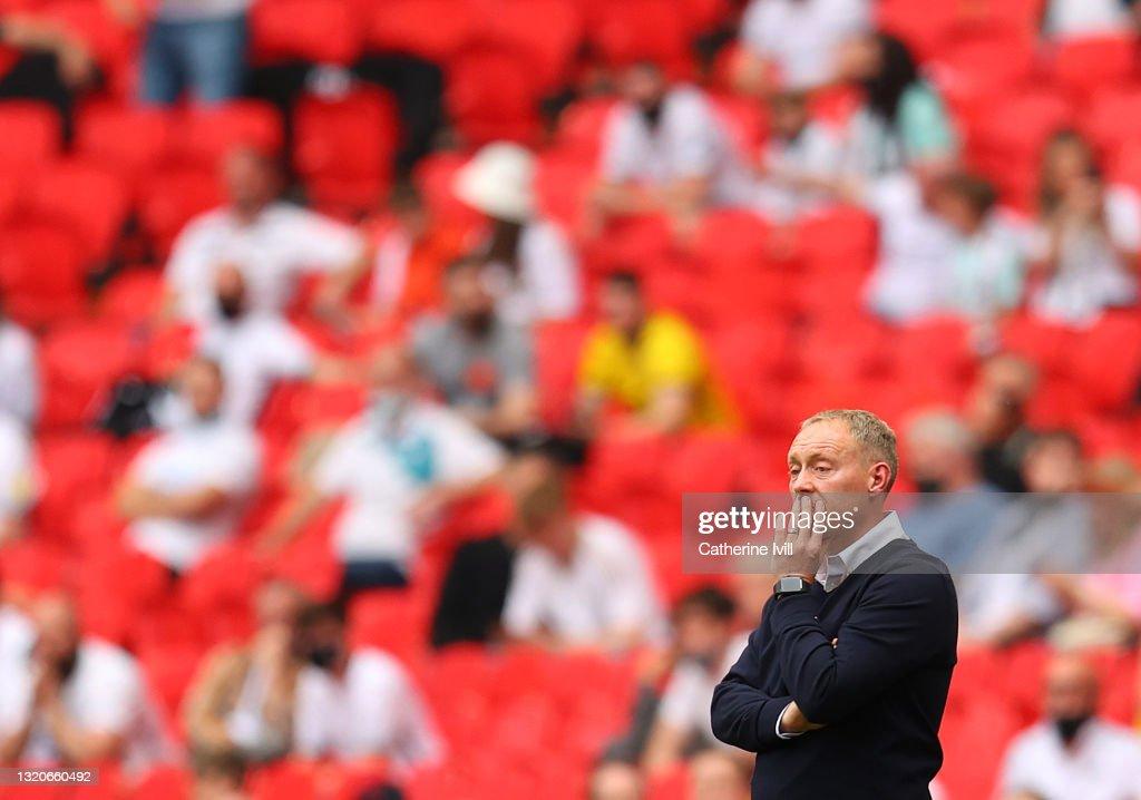 Brentford v Swansea City - Sky Bet Championship Play-off Final : News Photo