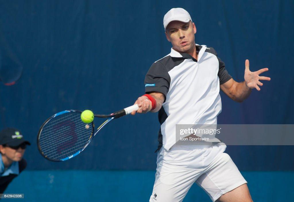 TENNIS: FEB 18 ATP Delray Beach Open : News Photo
