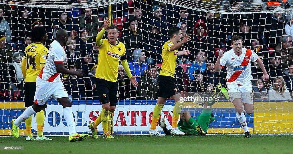 Watford v Blackpool - Sky Bet Championship