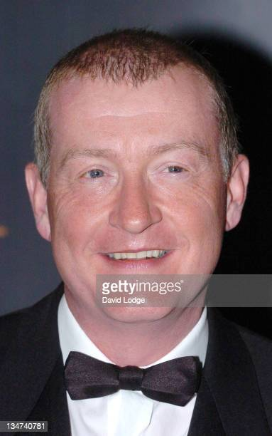 Steve Davis during Royal Television Society Sports Awards for 2005 Arrivals at Grosvenor House in London Great Britain