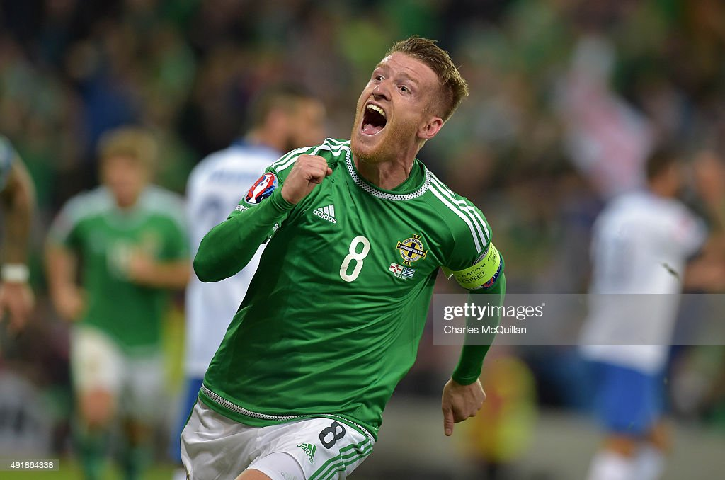 Northern Ireland v Greece - UEFA EURO 2016 Qualifier