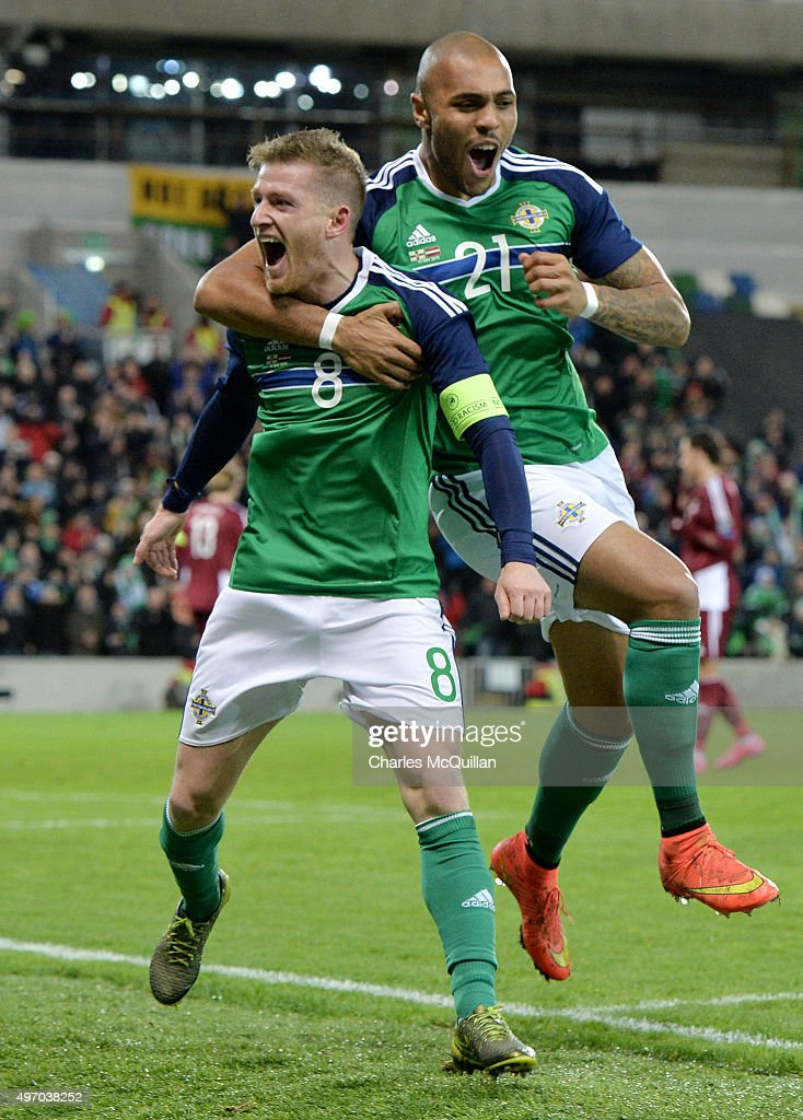 Northern Ireland v Latvia - International Friendly