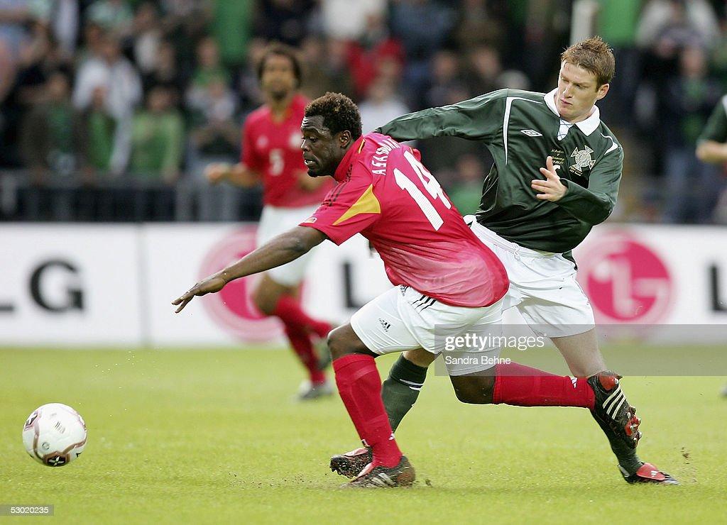 Friendly Match Northern Ireland v Germany