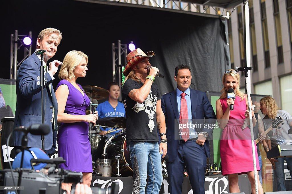 """FOX & Friends"" All American Concert Series - Bret Michaels"