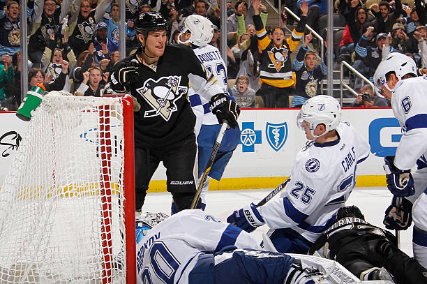 Tampa Bay Lightning v Pittsburgh Penguins