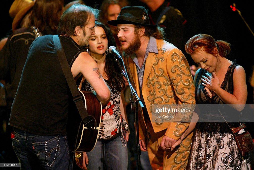 Steve Earle, Norah Jones, Jim James and Polly Parsons
