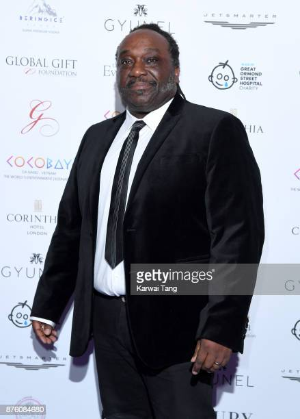 Steve Edwards attends The Global Gift gala held at the Corinthia Hotel on November 18 2017 in London England
