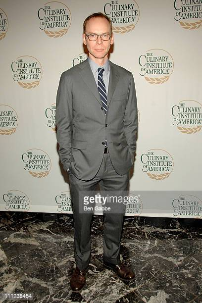 Steve Ells attends the Culinary Institute of America's 2011 Augie Awards at The New York Marriott Marquis on March 30 2011 in New York City