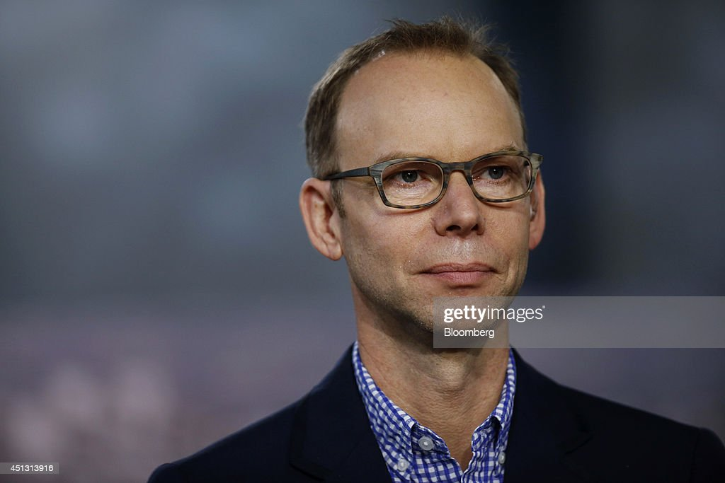 Chipotle Mexican Grill Chief Executive Officer Steve Ells Interview : News Photo