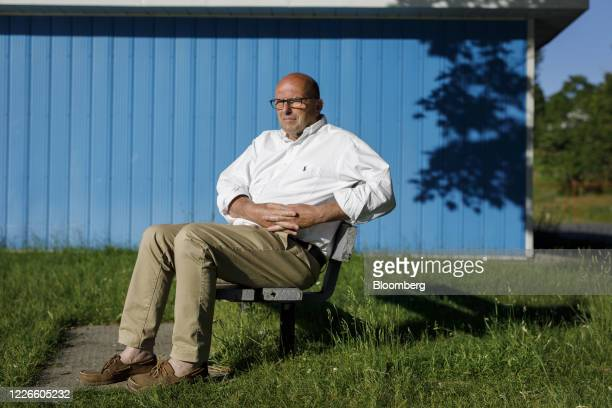 Steve Ferguson, mayor of Prince Edward County, sits for a photograph in Picton, Ontario, Canada, on Saturday, June 13, 2020. Ontario businesses...