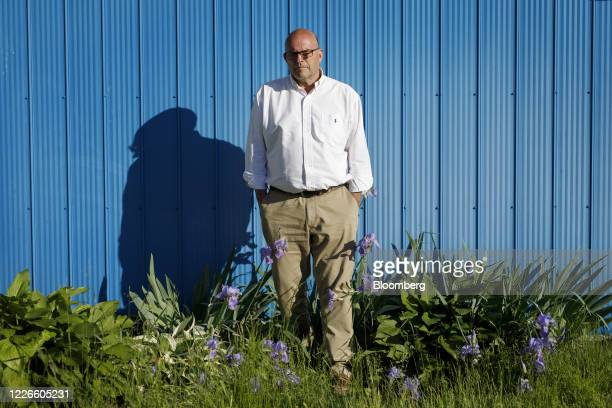 Steve Ferguson, mayor of Prince Edward County, stands for a photograph in Picton, Ontario, Canada, on Saturday, June 13, 2020. Ontario businesses...