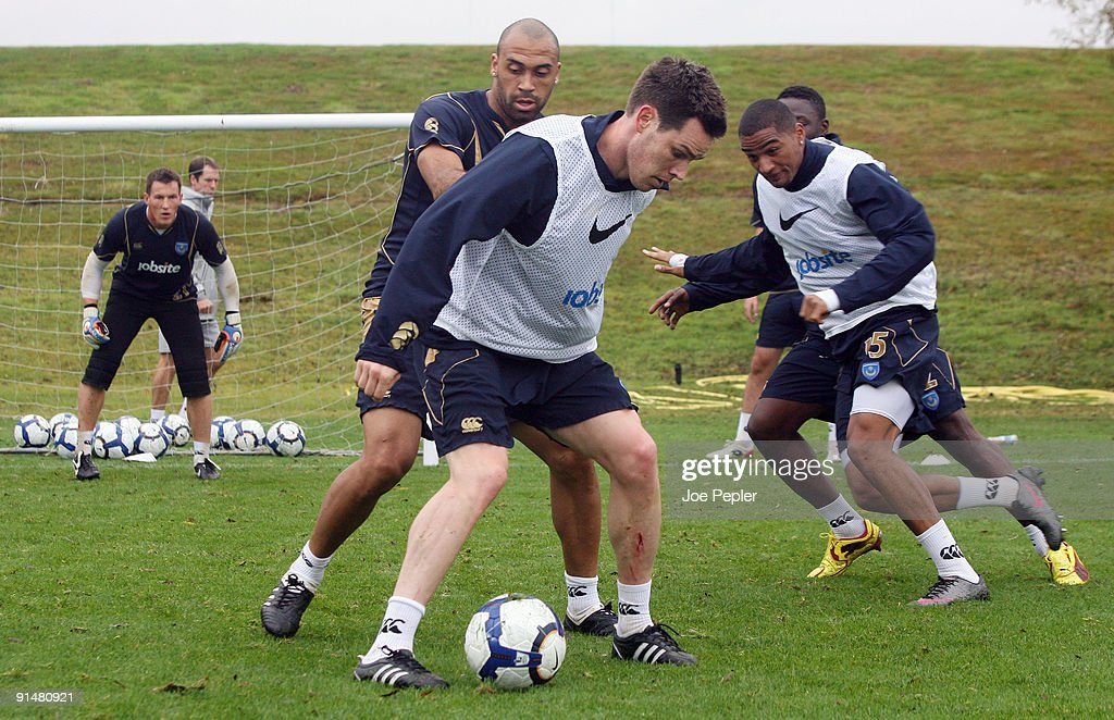 Portsmouth Training Session