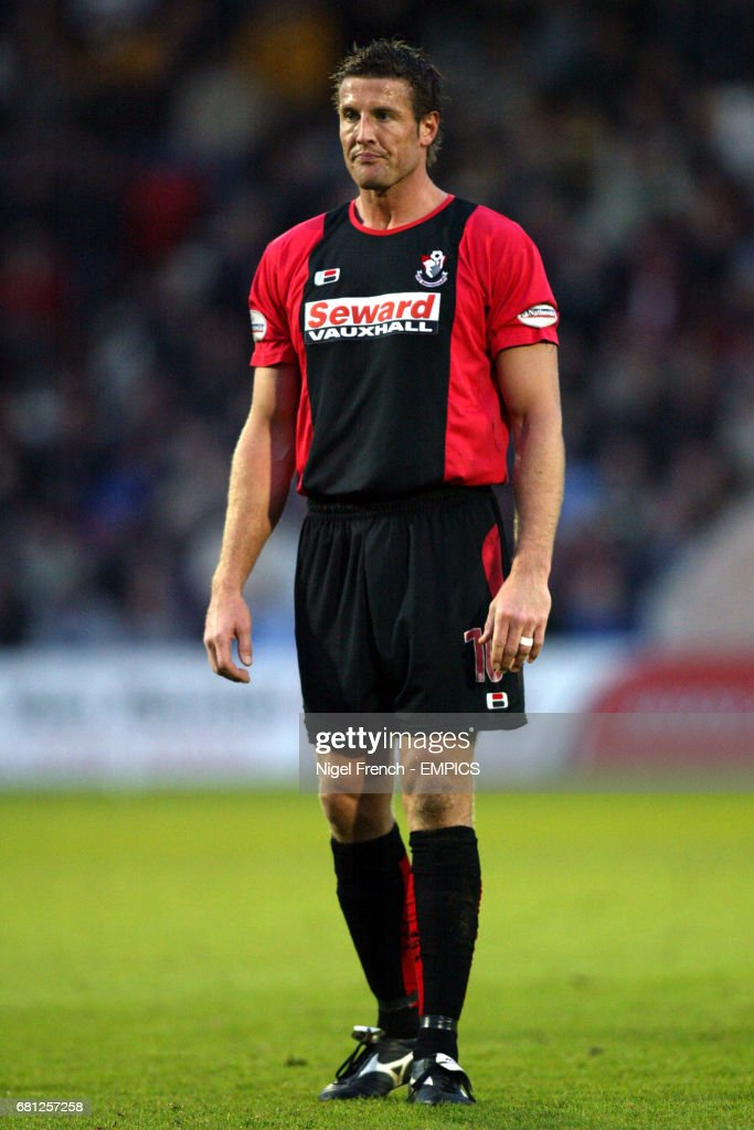 Soccer - Nationwide League Division Two - Bournemouth v Peterborough United : News Photo