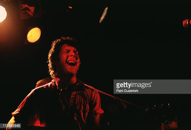Steve Forbert during Steve Forbert in Concert at Stone Pony - 1983 at Stone Pony in Asbury Park, New Jersey, United States.