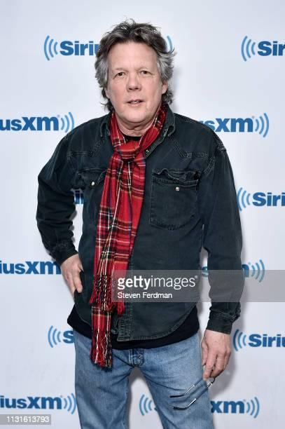 Steve Forbert visits SiriusXM Studios on March 19, 2019 in New York City.