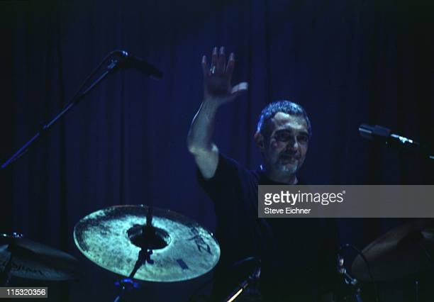 Steve Gadd during Giorgio Armani Party at Lexington Armory in New York City New York United States