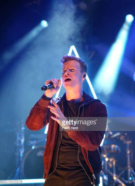 Steve Garrigan of Kodaline performs at O2 Guildhall on November 05, 2019 in Southampton, England.