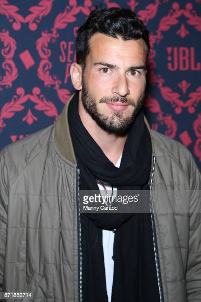 Steve Gold attends TBS hosts the Season 2 Premiere of 'Search Party' at Public Arts at Public on November 8 2017 in New York City