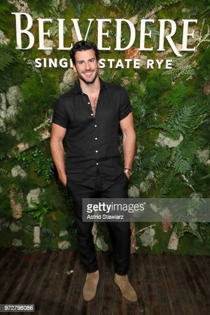 Steve Gold attends the launh of Belvedere Vodka's Single Estate Rye Series at Inaugural Bar Convent Brooklyn on June 12 2018 in New York City