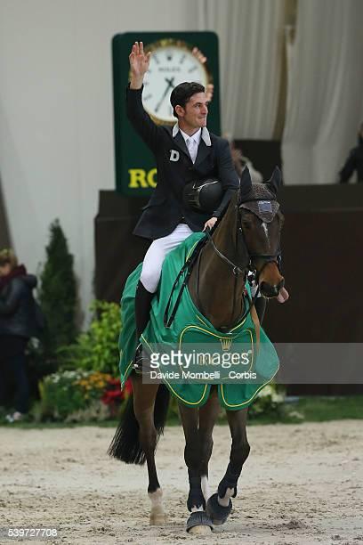 Steve Guerdat Nino des Buissonnets Rolex Grand Slam 2015
