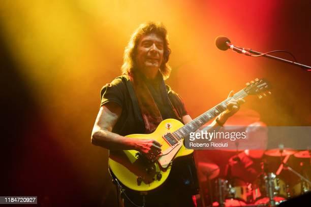 Steve Hackett performs at Usher Hall on November 25 2019 in Edinburgh Scotland