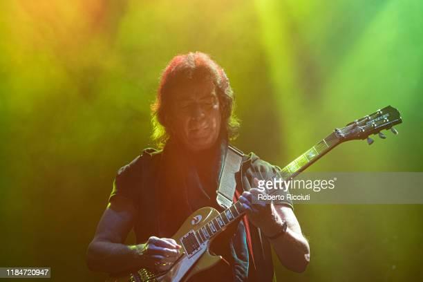 Steve Hackett performs at Usher Hall on November 25, 2019 in Edinburgh, Scotland.