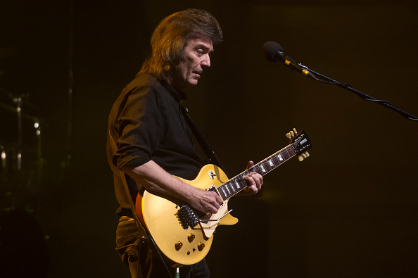 Steve hackett photos pictures of steve hackett getty images steve hackett performs in concert in barcelona m4hsunfo