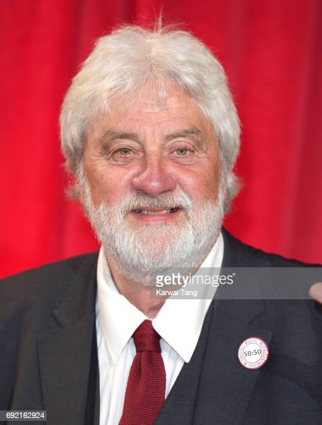 Steve Halliwell attends the British Soap Awards at The Lowry Theatre on June 3 2017 in Manchester England
