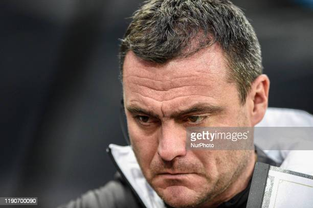 Steve Harper of Newcastle United during the Premier League match between Newcastle United and Everton at St James's Park Newcastle on Saturday 28th...