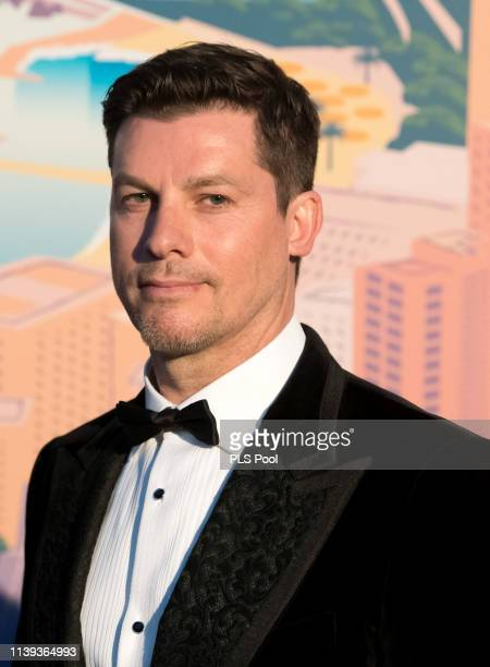 Steve Hart attends the Rose Ball 2019 to benefit the Princess Grace Foundation on March 30 2019 in Monaco Monaco