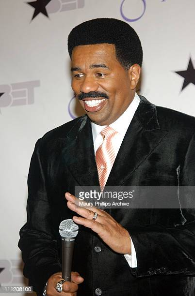 Steve Harvey during BET'S 4th Annual Celebration of Gospel on BET Network Tuesday February 24th 2004 In Honor of Black History Month at Orpheum...