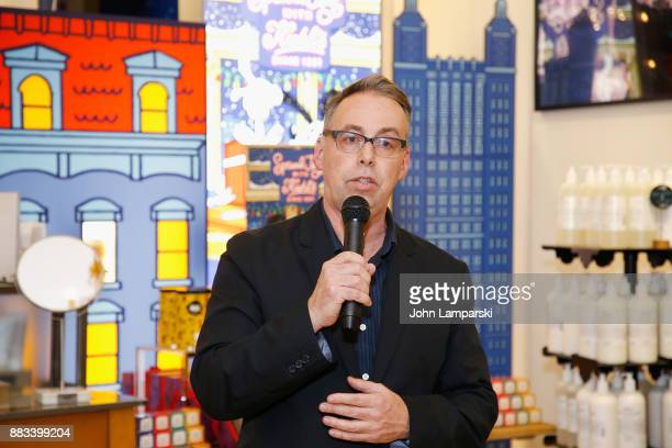 Steve Herrick attends The Bea Arthur Residence Building dedication on November 30, 2017 in New York City.