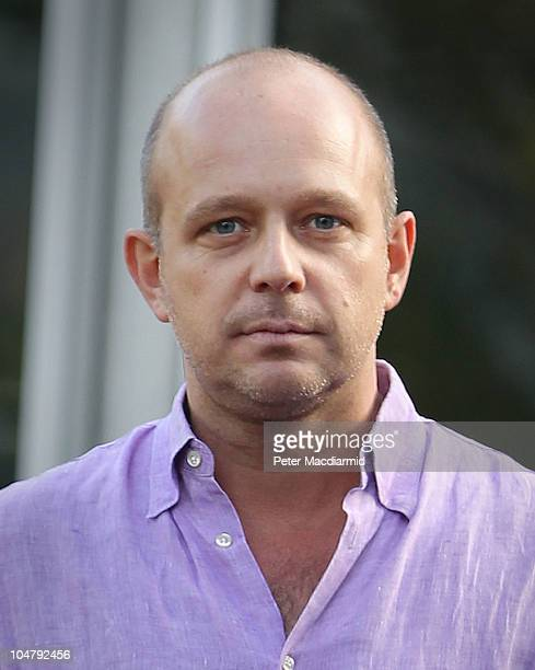 Steve Hilton Director of Strategy for Prime Minister David Cameron arrives at the Conservative Party Conference on October 5, 2010 in Birmingham,...
