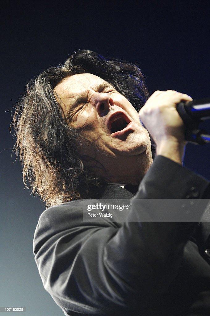Marillion In Concert : Nachrichtenfoto
