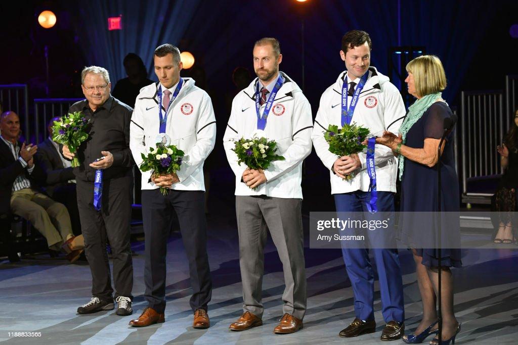 2019 Team USA Awards - Show : News Photo