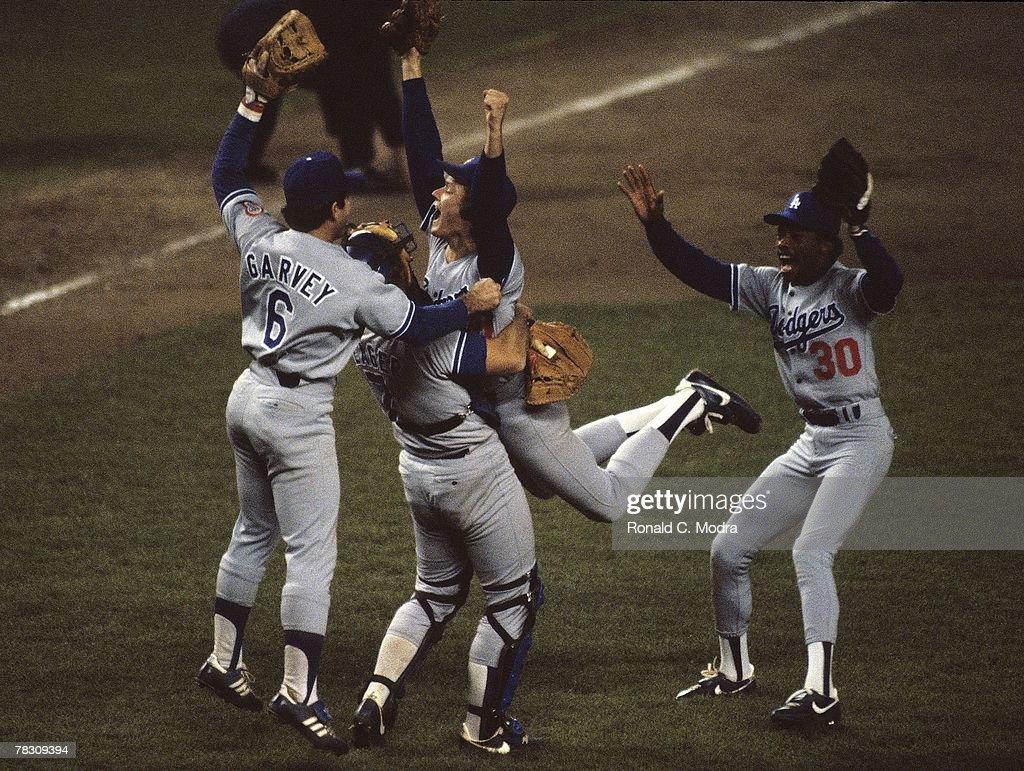 Los Angeles Dodgers v New York Yankees : News Photo