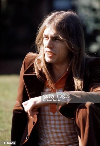 Steve Howe of Yes portrait London 1974