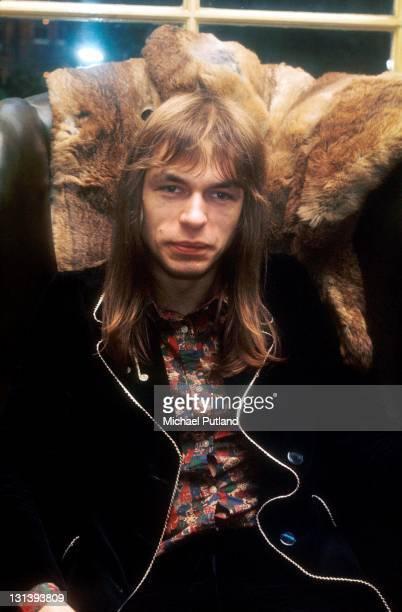 Steve Howe Yes London circa 1972