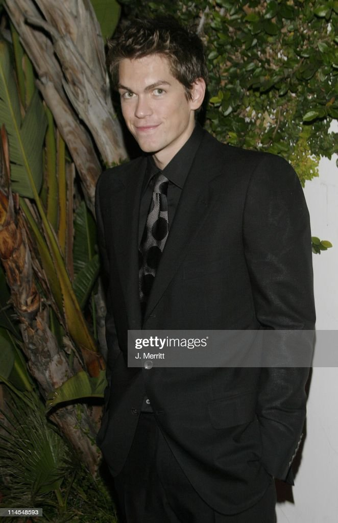 Steve Howey during 20th Century Fox Emmy After Party At Morton's at Morton's Restaurant in Los Angeles, California, United States.