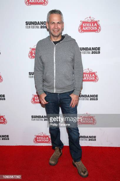 Steve Hutensky attends the 'Little Monsters' celebration at Stella's Film Lounge during the 2019 Sundance Film Festival at Stella's Film Lounge on...
