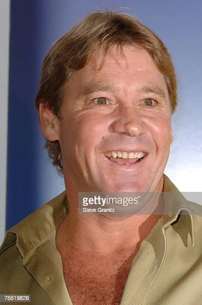 Steve Irwin at the in Los Angelees, California